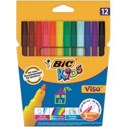 Carioca 12 culori Bic Kids