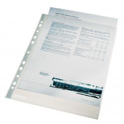 Folie protectie A4 cristal 55 microni Esselte