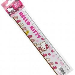 Rigla 20 cm Hello Kitty