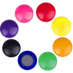 Magneti whiteboard 40mm, diferite culori