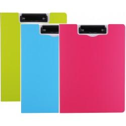 Clipboard dublu culori Neon Deli