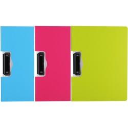 Clipboard dublu landscape culori Neon Deli
