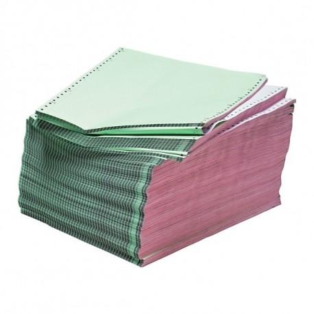 Hartie imprimanta matriceala A4 4 exemplare color 55g 500 seturi