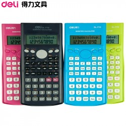 Calculator stiintific 12 digits Deli