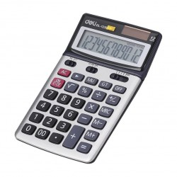 Calculator de birou 12 digits Deli 1239