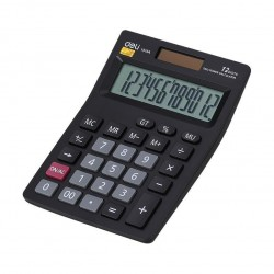 Calculator birou 12digits Deli 1519A