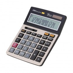 Calculator de birou 12 digits Deli 1671C