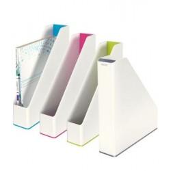 Suport vertical documente culori duale Wow Leitz