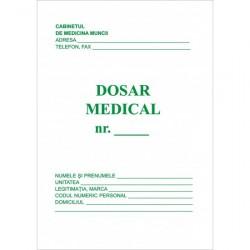 Dosar medical individual A5