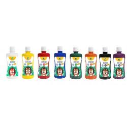 Culori acrilice diferite culori 500ml Adel