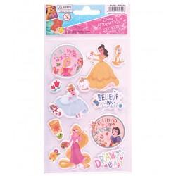 Stickere pop-up Princess