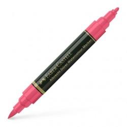 Marker Solubil Rosu Scarlet Aprins 219 A.Durer Faber-Castell