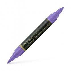 Marker Solubil Violet Purpuriu 136 A.Durer Faber-Castell