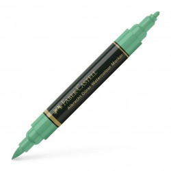 Marker Solubil Verde Phtalo Inhis 264 A.Durer Faber-Castell