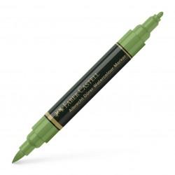 Marker Solubil Verde Oliv 167 A.Durer Faber-Castell