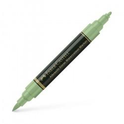 Marker Solubil Verde Pamant 172 A.Durer Faber-Castell