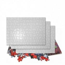 Puzzle format A4 pentru sublimare