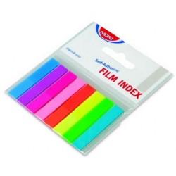 Index plastic 8 culori/set Noki