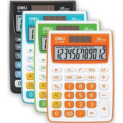Calculator de birou 12 digits Deli 1238