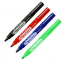 Marker flipchart 2.5mm Centropen 8550