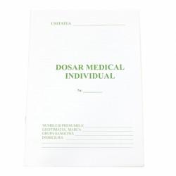 Carnet dosar medical