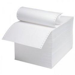 Hartie imprimanta matriceala A4 3 ex alb 55g 600 coli
