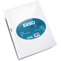 Folie protectie A4 100buc/set Exxo