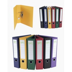 Biblioraft A4 plastifiat interior-exterior