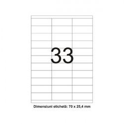 Etichete autoadezive 33/A4