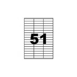 Etichete autoadezive 51/A4