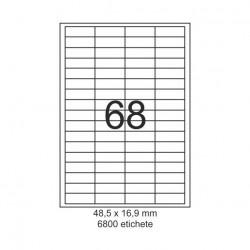 Etichete autoadezive 68/A4