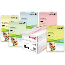 Hartie copiator A3 Pastel 80gr/mp, Xerox