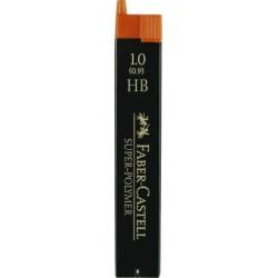 Mina creion 1.0mm Super-Polymer Faber-Castell