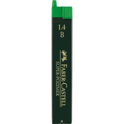 Mina creion 1.4 mm B, Super-Polymer Faber-Castell