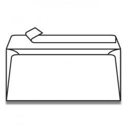 Plic DL (110x220 mm) alb siliconic