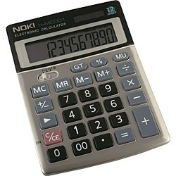 Calculator de birou 12 digits Noki HMC-001