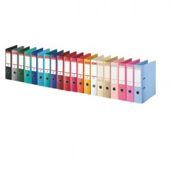 Biblioraft plastifiat Esselte Standard