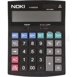 Calculator de birou 12 digits Noki HMS008