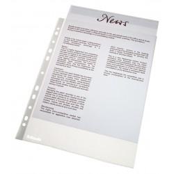 Folie protectie A4 43 microni Esselte