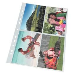 Folie protectie fotografii A4 10buc/set Esselte