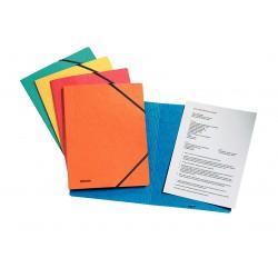 Mapa carton cu elastic A4 Esselte