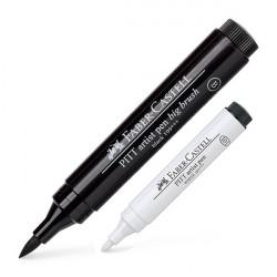 Pitt Artist Pen Big Brush Negru Faber-Castell