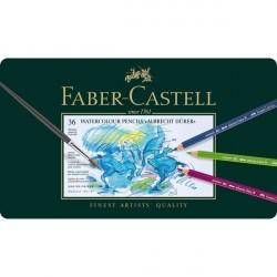 Creioane Colorate Acuarela 36 culori A.Durer Faber-Castell